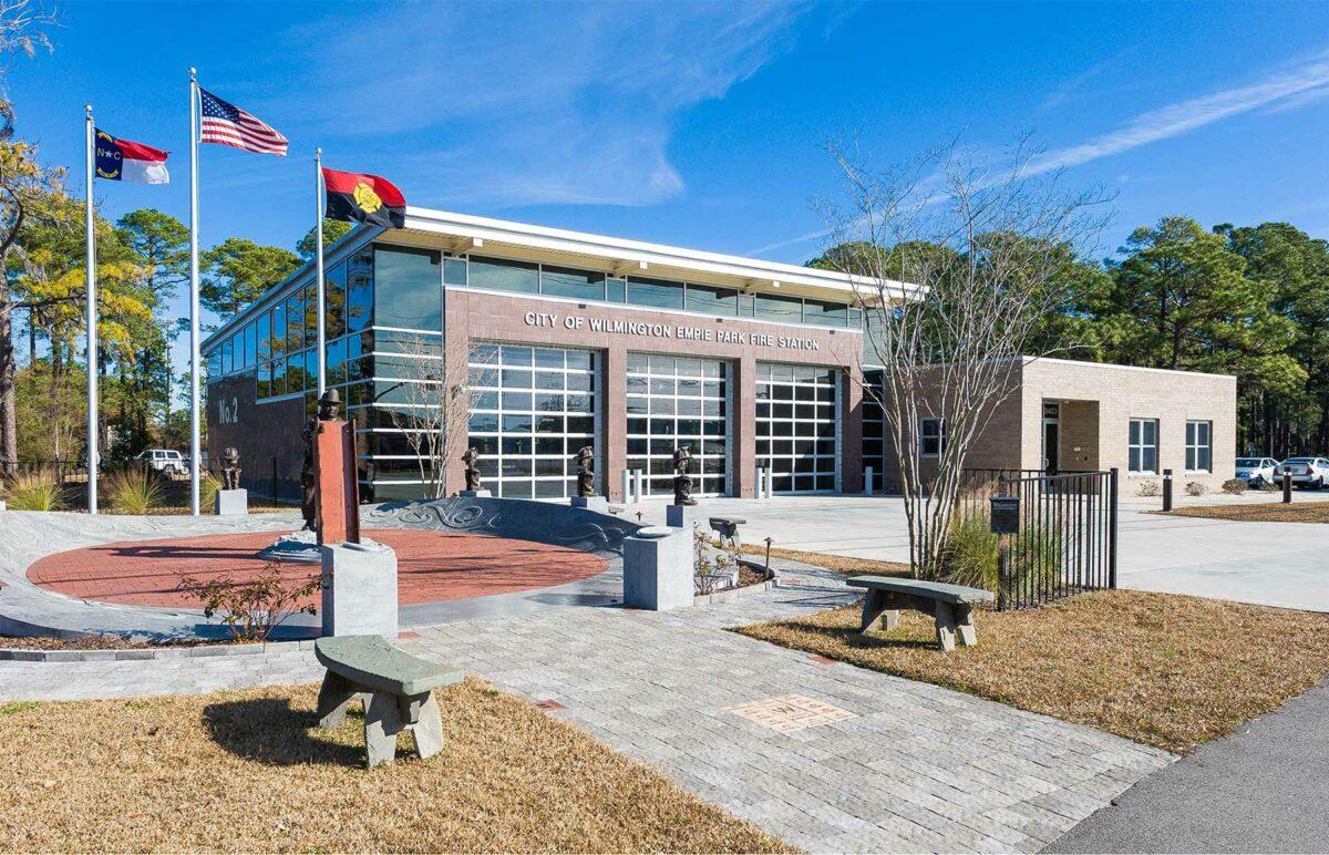 Empie Park Fire Station